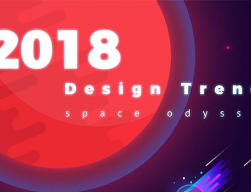 12 web design trends to watch for in 2018 [Infographics]